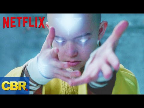 Avatar The Last Airbender New Live Action Netflix Series Revealed