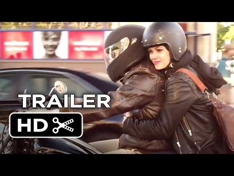 Amira & Sam Official Trailer #2 (2014) - Paul Wesley Romance Movie HD