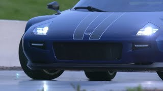 MAT New Stratos vs. Superformance GT40 vs. Nissan GT-R Track Edition—Head 2 Head Preview Ep. 113 by Motor Trend