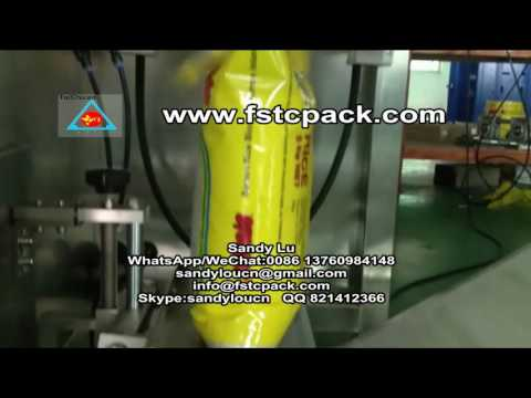 Automatic 1&2&3&4&5kg Rice Packing Machine , 5 Kg Rice Packaging Machine-- Hot Sell