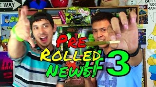 PreRolled News! Colorado, Willie Nelson, and GoStoner.com by Take a Break with Aaron & Mo