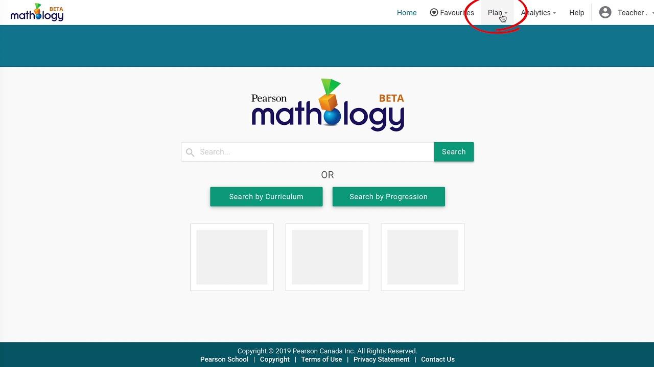 Overview of the Mathology.ca platform