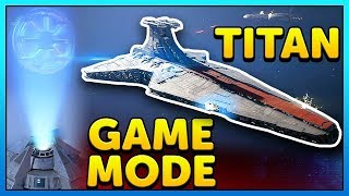 Large Scale Conquest Titan Mode (Everything we know) - Star Wars Battlefront 2