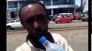 Funny Street Comedy In Addis Ababa