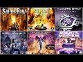 Saints Row Xbox Evolution 2006 2017
