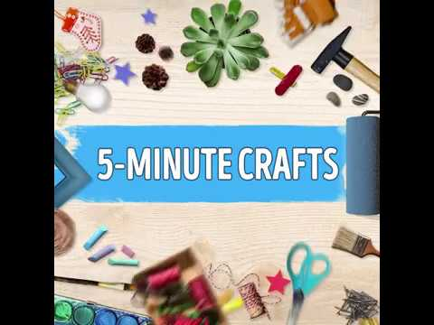 5 Minute CRAFTS FOR ENGINEERS