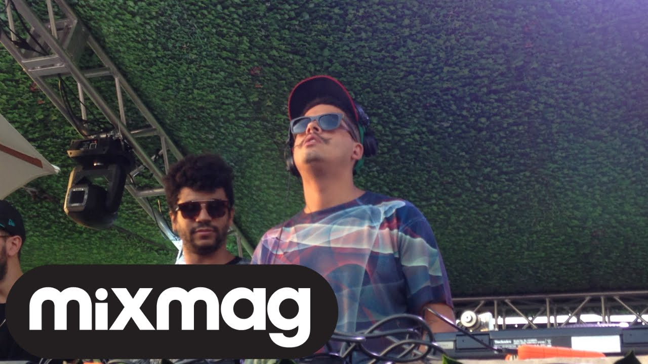 Seth Troxler, Jamie Jones - Live @ CRSSD Festival 2015 DJ set
