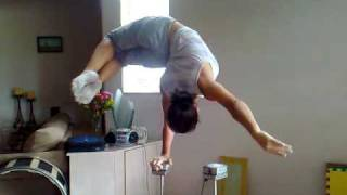 Incredible Hand Balancing