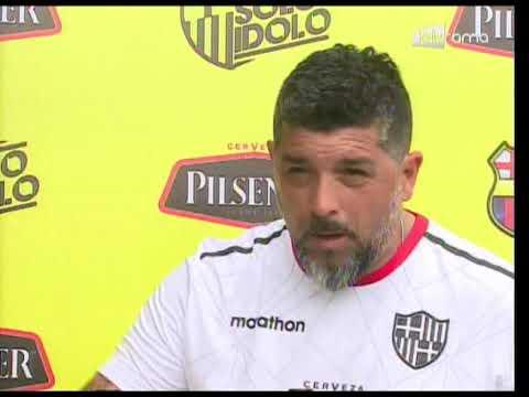 DT de Barcelona Leonardo Ramos aclaró situación de Fricson Erazo