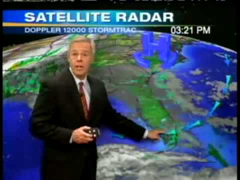 Choking Weatherman News Blooper (High Quality)