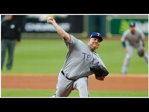 MLB : Bartolo Colon avait été parfait après sept manches