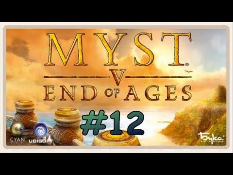 Let's Myst 5  End of Ages [Blind] #12 - Der Weg hat so seine Tücken