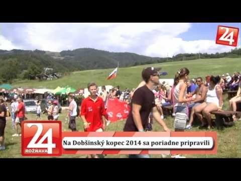 Dobšinský kopec 2014