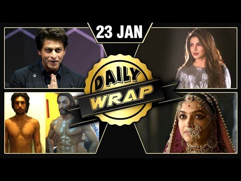 Padmaavat BAN, ShahRukh's Emotional Speech, Priyan