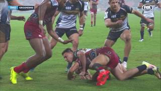 Reds v Brumbies Rd.16 Super Rugby Video Highlights 2017