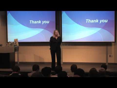 Joanne B. Bauer, Präsident, Kimberly-Clark's Globale Gesundheitspflege - AUSWIRKUNG