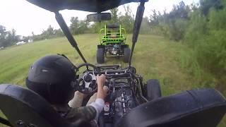 5. Trailmaster XRS 150 Ride Along