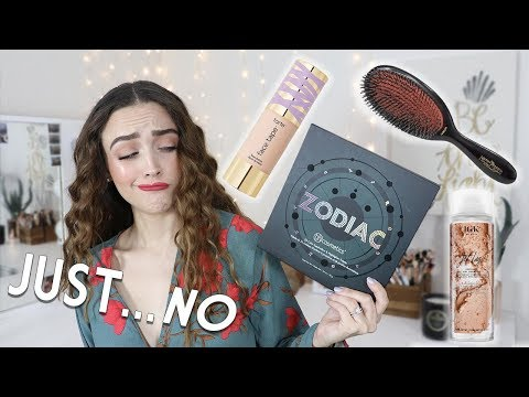 DISAPPOINTING PRODUCTS | 2019