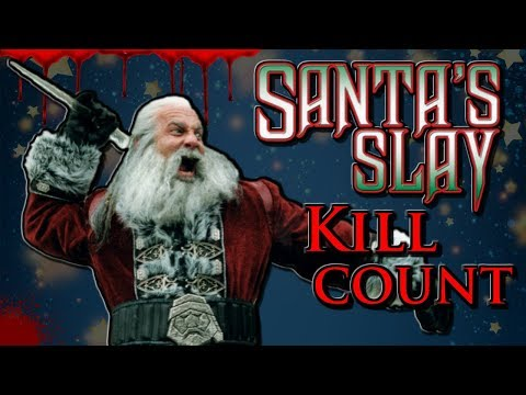 Santa's Slay (2005) - Kill Count S04 - Death Central