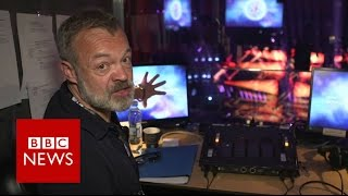Eurovision 2016: Inside Graham Norton's boot