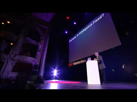 TEDxAmsterdam Barry Schwartz : Technology of Ideas