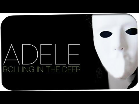 "ROLLING IN THE DEEP – Adele [Ichkenndasliednicht] GermanLetsPlay ""singt"" auf Karaokeparty.com #7"
