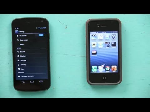 Bluetooth tips - Subscribe Now: http://www.youtube.com/subscription_center?add_user=Ehowtech Watch More: http://www.youtube.com/Ehowtech Hooking up an Ally Android LG phone t...