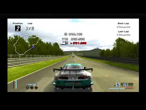 Gran Turismo 4 Nurburgring Toyota Supra JGTC 03