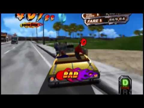 crazy taxi xbox 360 buy