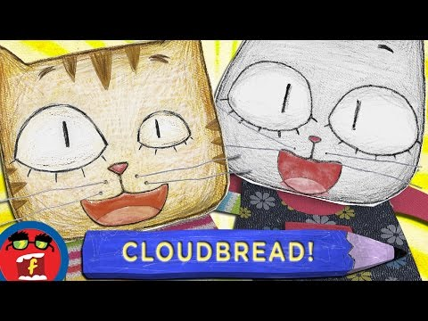 Cloud Bread For Kids | 60 MINUTE COMPILATION | Fredbot Children's Cartoon (Cloud Bread)