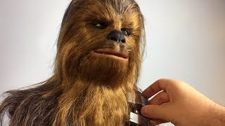 Video Chewbacca Sculpture Timelapse - Star Wars: The Last Jedi MP3, 3GP, MP4, WEBM, AVI, FLV Mei 2018