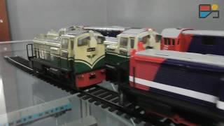Pembuat Kereta Api Miniatur: Pabrik Spoor Solo