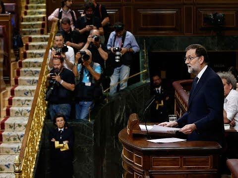 Podemos pierde la moción de censura, #EspañaGana