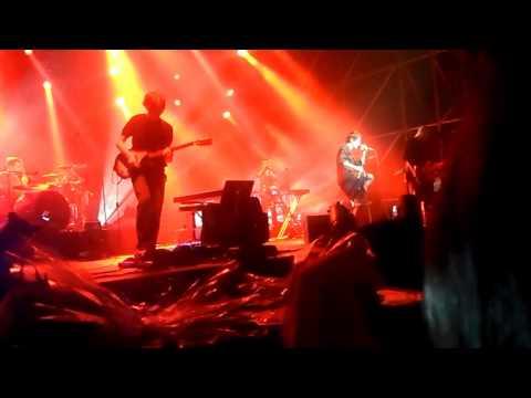 Концерт Zемфиры в г. Волгограде (видео)