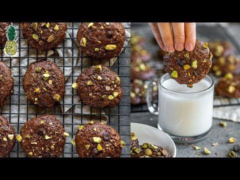 Must Try Vegan Brownie Cookies | Easy & Oil-Free