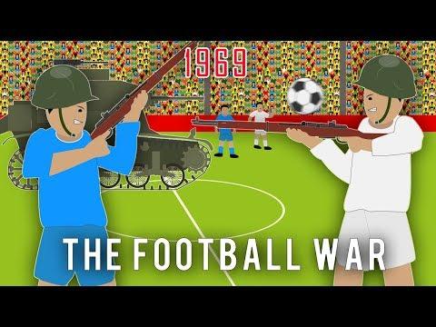 The Football war (Weird Wars)