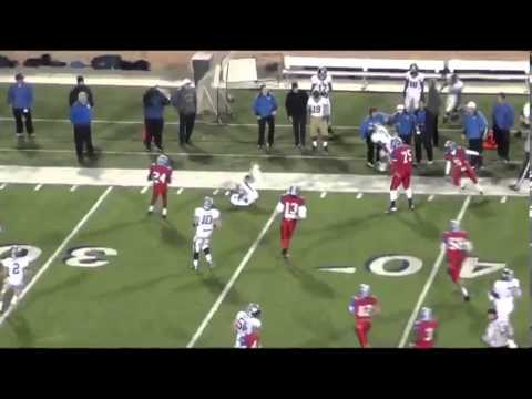 Auston Anderson Plano West RB - 2012 Junior Season Highlights