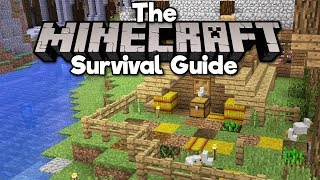 Automatic Chicken Cooker Coop! • The Minecraft Survival Guide (Tutorial Lets Play) [Part 104]