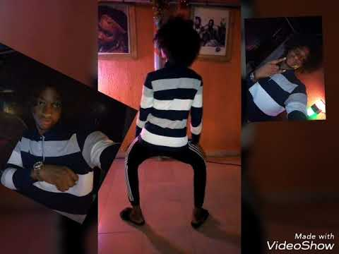 Iam Emzoh and tekno  twerking on jogodo song
