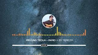 Payung Teduh -  Akad | Cover By Tereza