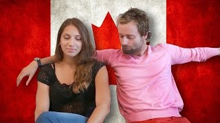 A You When You Know Woman Are Dating Canadian