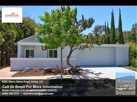 Single Story 4 Bedroom Detached Home in Irvine CA's Turtle Rock