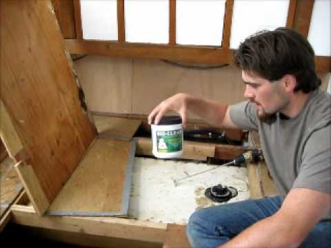 how to dissolve sludge in septic tank