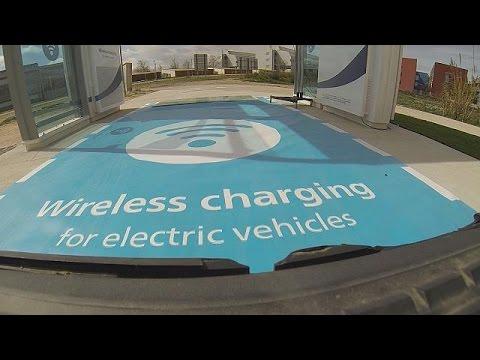auto elettrica: la ricarica del futuro è mediante wireless!