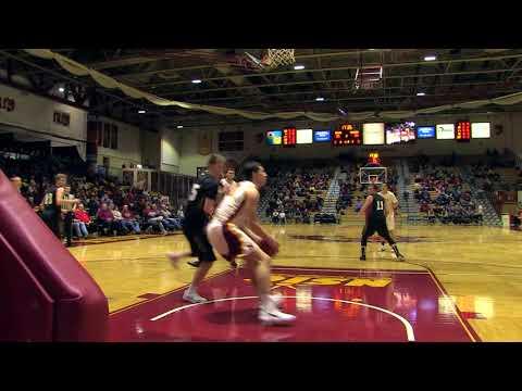 Highlights: NSU Men's Basketball vs Wayne State 1/12/18