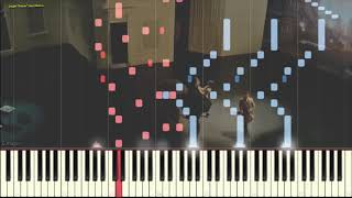 Impossible Jazz! (Ноты и Видеоурок для фортепиано) (piano cover)