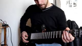 Chosen Time - Jeff Loomis - [Guitar Cover]
