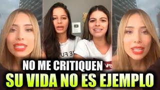 Exclusivo: Luisa Fernanda W Responde Bastante Enojada - Hermanas Legarda La Tratan De Mentirosa