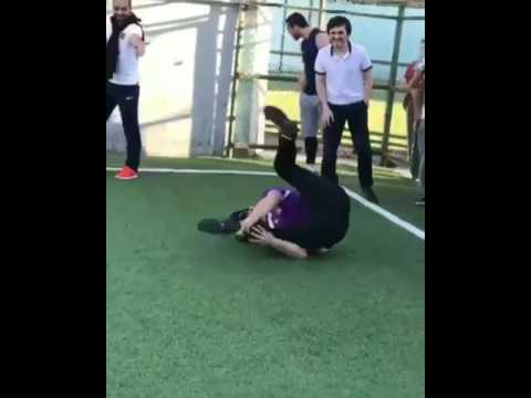 Звезды спорта сыграют с незрячими футболистами в Махачкале