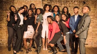 Check out highlights from Gray Matter's Inaugural #PtchBlk Student Pitch Competition